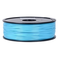 Inland 1.75mm Light Blue PLA 3D Printer Filament - 1kg Spool (2.2 lbs)