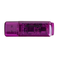 Micro Center 256GB SuperSpeed USB 3.1 (Gen 1) Flash Drive - Purple
