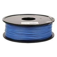Inland 1.75mm Egyptian Blue PLA 3D Printer Filament - 1kg Spool (2.2 lbs)
