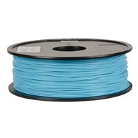Inland Premium Series 1.75mm Turquoise PLA 3D Printer Filament - 1kg Spool (2.2 lbs)