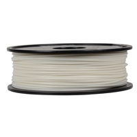 Inland 2.85mm White PLA 3D Printer Filament - 1kg Spool (2.2 lbs)