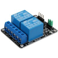 Inland 2 Channel 5V Relay Module