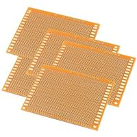 Keyes Solder/Perf Board 70x90mm - 5 Piece
