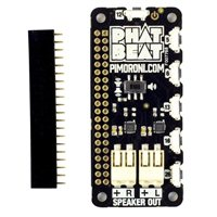 Pimoroni pHAT BEAT