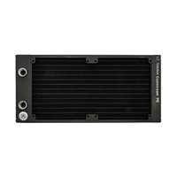EKWB CoolStream PE 240 mm High-Performance Computer Water-Cooling Dual Radiator
