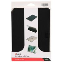 "Inland Shockproof Case for Apple iPad Pro 10.5"" - Black"