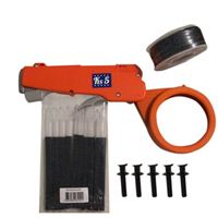 Ks5 Cable Tie Gun Kit - Black