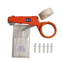 Ks5 Cable Tie Gun Kit - White