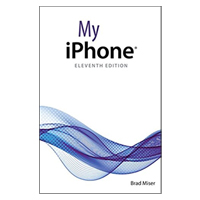 Pearson/Macmillan Books My iPhone, 11th Edition