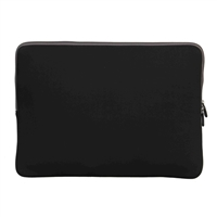 "Inland Neoprene Laptop Sleeve for Screens up to 15.6"" - Black"