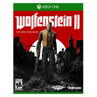 Bethesda Wolfenstein II: The New Colossus (Xbox One)