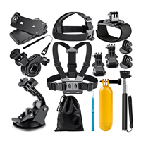 Neewer 12-in-1 Action Camera Mounting Kit