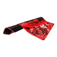 Accessory Power Enhance Pathogen Extended Pro Gaming Mat - Red
