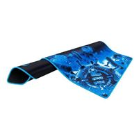 Accessory Power Enhance Pathogen Extended Pro Gaming Mat - Blue