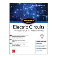 McGraw-Hill Schaum's Outline of Electric Circuits (7th Edition)