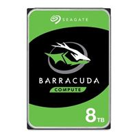 "Seagate BarraCuda 8TB 5400RPM SATA III 6Gb/s 3.5"" OEM Internal Hard Drive"