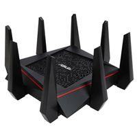 ASUS RT-AC5300 AC5300 Tri-Band Gigabit Wireless AC Router - w/ AiMesh Support Refurbished
