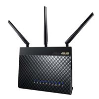 ASUS RT-AC68U AC1900 Dual-Band Gigabit Wireless AC Router - w/ AiMesh Support - Refurbished