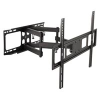 "Inland 05422 Full Motion Mount for TVs 37""-80"" - Includes HDMI Cable and Level"