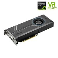 ASUS Turbo GTX 1070TI Single-Fan 8GB GDDR5 PCIe Video Card