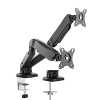 "Inland 5296 Dual Arm Mount for Monitors 13""-27"""