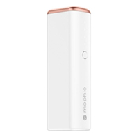 Mophie Power Reserve 1x USB Type-A 2,600mAh Power Bank - Rose Gold