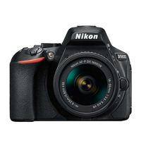 Nikon D5600 24.2 Megapixel 18-55mm VR Lens Kit - Refurbished