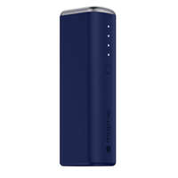 Mophie Power Reserve 1x USB Type-A 2,600mAh Power Bank - Blue