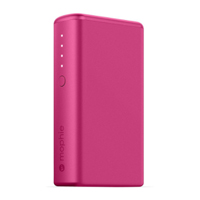 Mophie Power Boost External Battery for Universal Smartphones and Tablets 5,200mAh - Pink