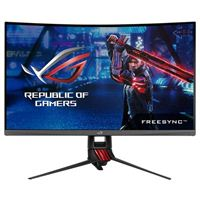 "ASUS ROG Strix XG32VQ 31.5"" WQHD 144Hz HDMI DP FreeSync Curved Gaming LED Monitor"