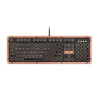 Azio Retro Classic Vintage Inspired Keyboard