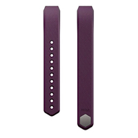 FitBit Large Classic Band for Alta Fitness Tracker - Plum