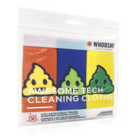 Whoosh! Awesome Tech Cleaning Cloths