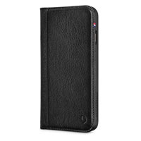 Decoded Leather Wallet Case for iPhone 7 - Black