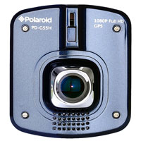 Polaroid PD-G55H 1080p Dash Camera - Blue