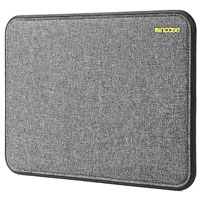 "InCase Icon Sleeve with Tensaerlite for MacBook 12"" - Heather Gray/Black"