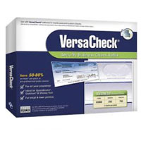 Global Biz Force VERSACHECK FORM #3000 BLU