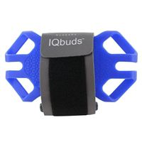 NuHeara Armband for IQbuds - Blue