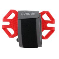 NuHeara Armband for IQbuds - Red