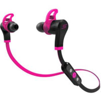 SMS Audio Sync Bluetooth Earbuds - Pink