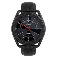 What? Calendar Smartwatch - Gunmetal Black