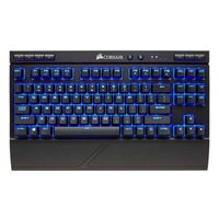 Corsair CH-9145030-NA K63 Wireless Mechanical Gaming Keyboard, Backlit Blue LED, Cherry MX Red - Quiet & Linear