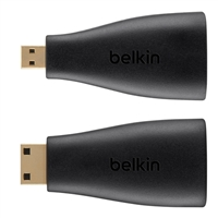 Belkin HDMI Adapter Kit - Black