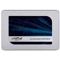 "Crucial MX500 1TB SSD 3D TLC NAND SATA III 6Gb/s 2.5"" Internal..."