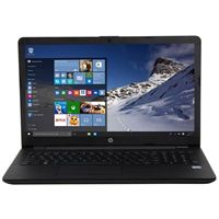 "HP 15-bw017cl 15.6"" Laptop Computer Refurbished - Black"