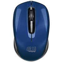 Adesso iMouse S50 Wireless Mini Mouse - Blue