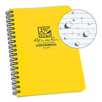 Rite In The Rain All Weather Side Spiral Notebook - Yellow