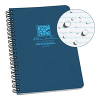 Rite In The Rain All Weather Side Spiral Notebook - Blue