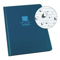 Rite In The Rain All Weather Large Bound Book - Blue