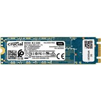 Crucial MX500 500GB 3D TLC NAND SATA III 6Gb/s M.2 2280 Internal Solid State Drive